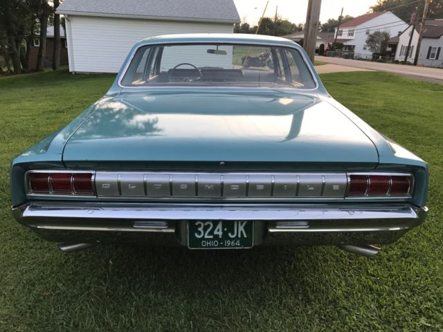 1964 Oldsmobile F85 Low Miles, Nice Old Car! For Sale