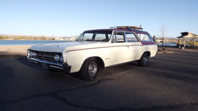 1964 Oldsmobile Vista Cruiser Station Wagon for sale: photos