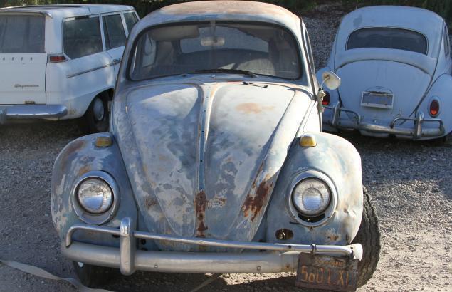 Vw Transmission For Sale >> 1964 Patina Vw Bug Complete With Motor And Transmission For Sale