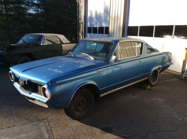 1964 Plymouth Barracuda Coupe for sale: photos, technical