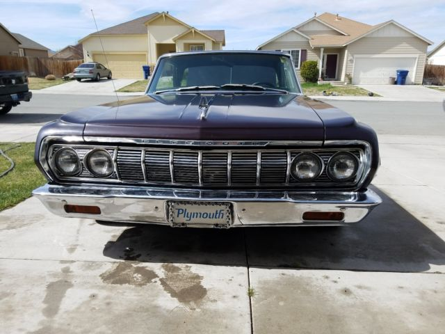 1964 Plymouth Other