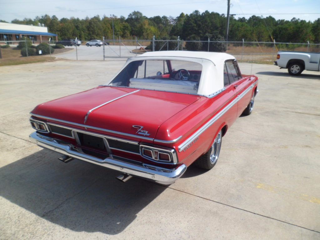 1964 plymouth fury convertible 440 engine automatic p s power top very sharp car