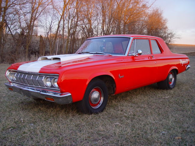 1964 Plymouth OTHER SAVOY 2 DOOR SEDAN - MAX-WEDGE TRIBUTE