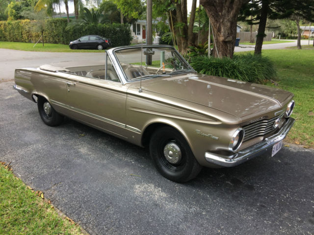 1964 Plymouth Other CONVERTIBLE