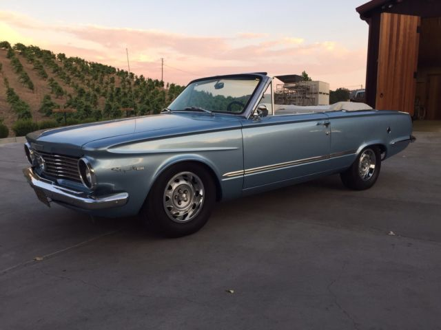 1964 Plymouth Other Signet 200 convertable