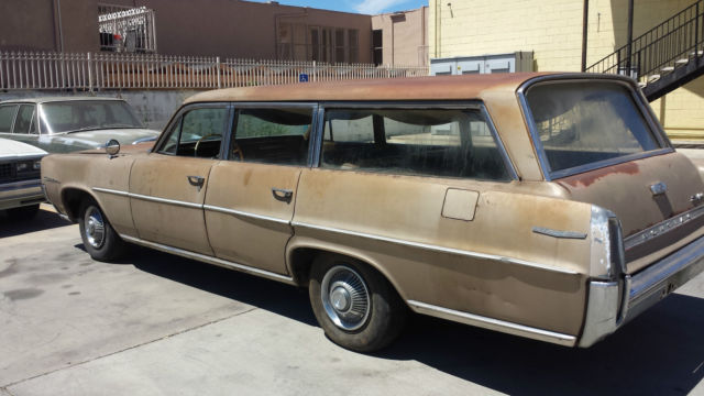 Used Cars For Sale By Owner In San Fernando Valley >> 1964 Pontiac Catalina Safari Wagon 4-Door 6.4L for sale: photos, technical specifications ...