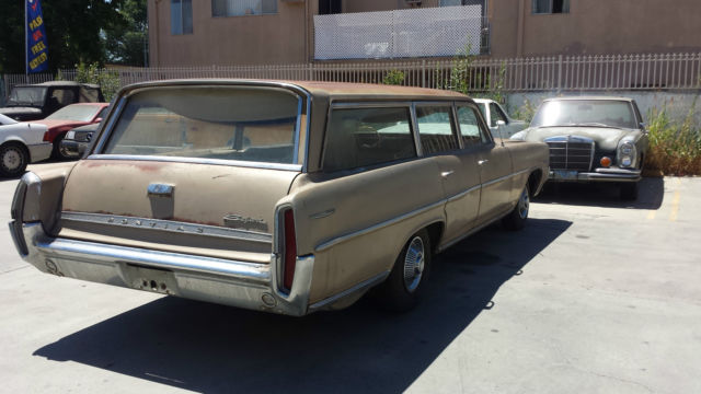 1964 Pontiac Catalina Safari Wagon 4-Door 6.4L for sale ...