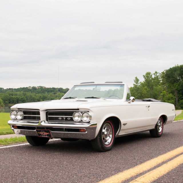 1964 Pontiac GTO GTO Tribute Convertible