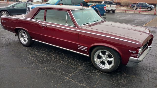 1964 Pontiac Tempest Custom For Sale Photos Technical