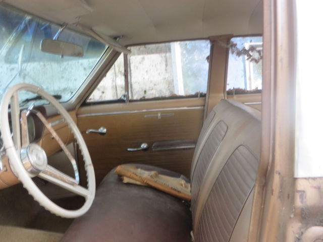 Purchase Used 1965 Pontiac Tempest Base 3 5l Project Car: 1964 Pontiac Tempest Sedan For Sale: Photos, Technical