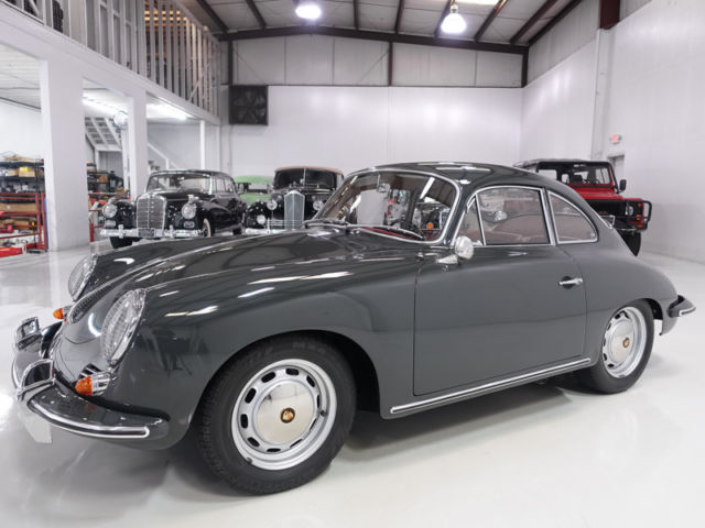 1964 Porsche 356 C Coupe by Karmann