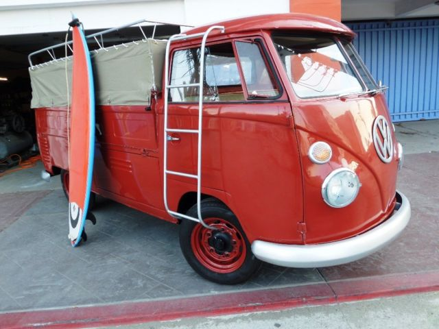 1964 Volkswagen Bus/Vanagon SINGLE CAB