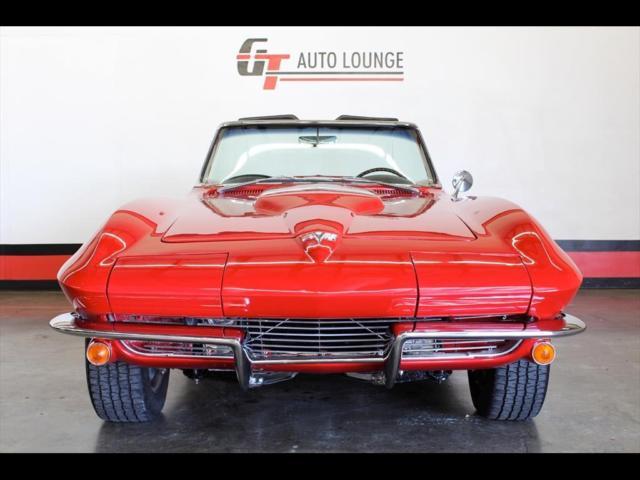1964 Roadster Stingray Convertible 4 Speed Muncie Disc