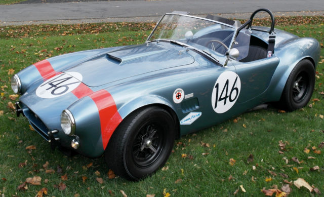 1964 Shelby FIA 289 Cobra
