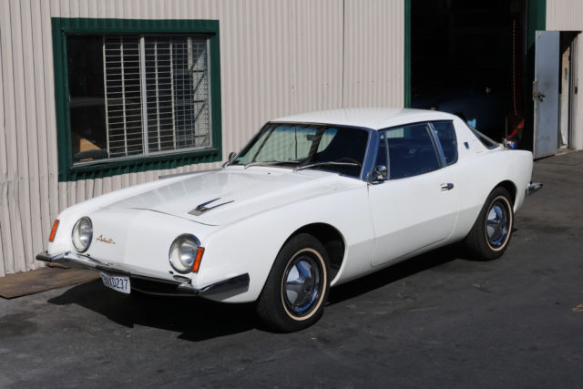 Cars For Sale Bay Area >> 1964 Studebaker Avanti R1 with 52k original miles for sale: photos, technical specifications ...