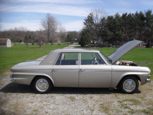 Studebaker Commander Dr Cyl Manual Mil Orig Paint Matching S