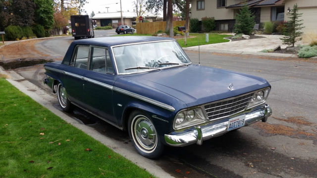 1964 Studebaker Cruiser unknown