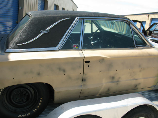 1964 Ford Thunderbird 2 door Landau