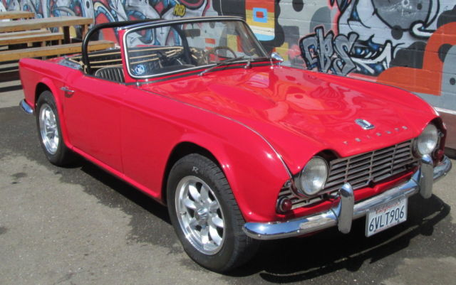 1964 Triumph Other TR-4
