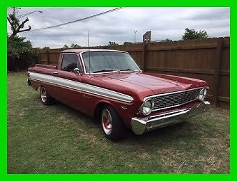 1964 Ford Ranchero 64 Muscle Car
