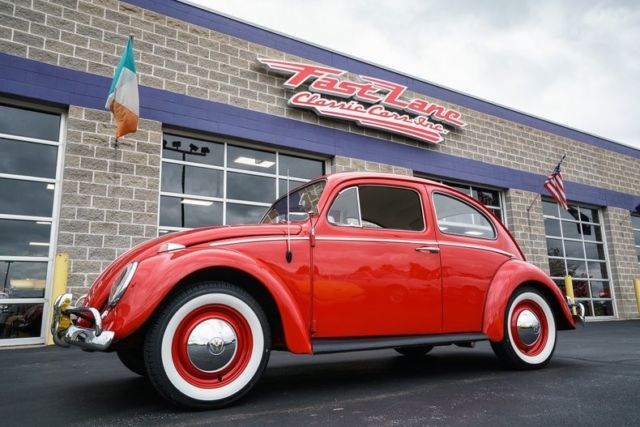 1964 Volkswagen Beetle - Classic Factory Sunroof Ask About Free Shipping!