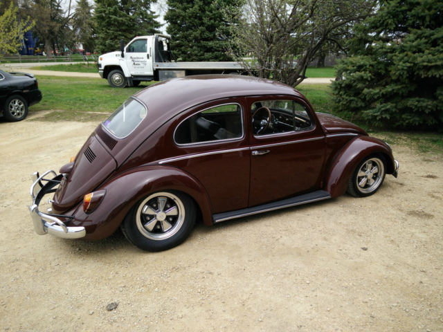 volkswagen vw beetle bug type  cc restored lowered narrowed beam  sale