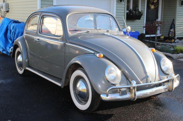 1964 VW Beetle Delux Sedan for sale: photos, technical