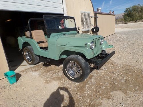 1964 Jeep Other green tan