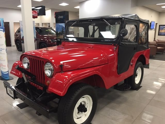 1964 Jeep CJ Willy's CJ5