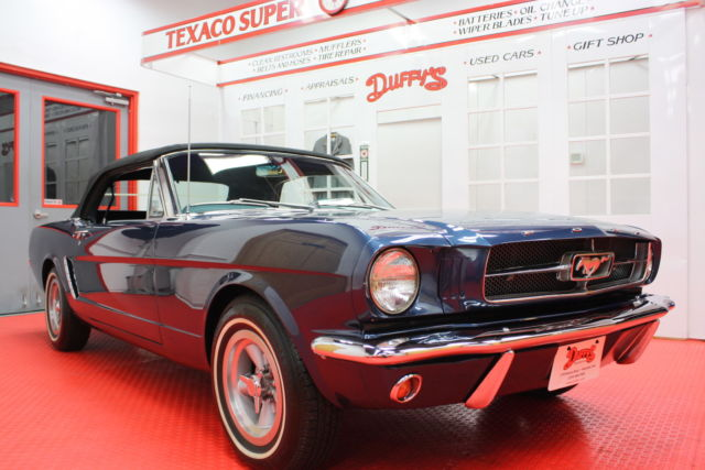 1964 Ford Mustang 289 4spd