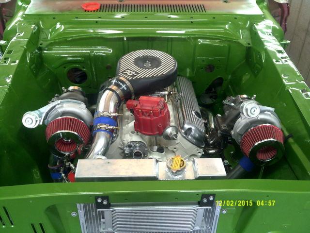 1964 65 Ford Falcon Resto Mod For Sale Photos Technical