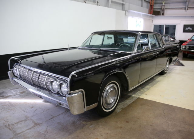 1964 Lincoln Continental None