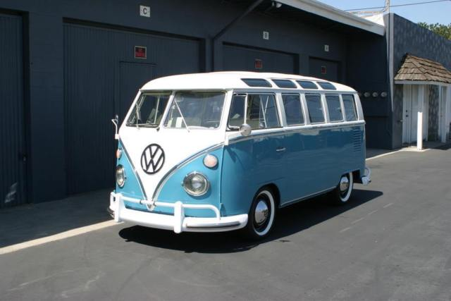 1965 21 window vw deluxe microbus 7 passenger for sale for 1965 21 window vw bus
