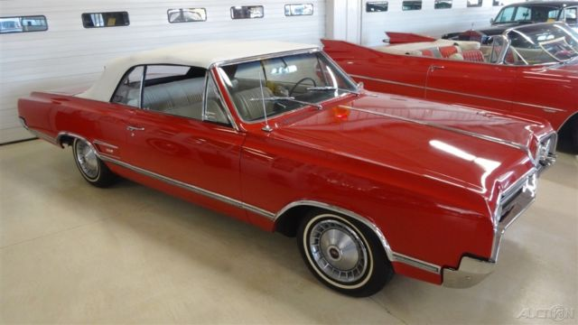 1965 Oldsmobile Cutlass 442 Convertible