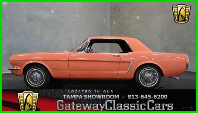 1965 Ford Mustang (64 1/2)
