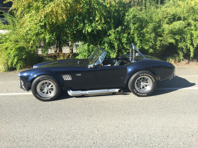 1965 Shelby Cobra 427 Side Oiler Toploader 4spd