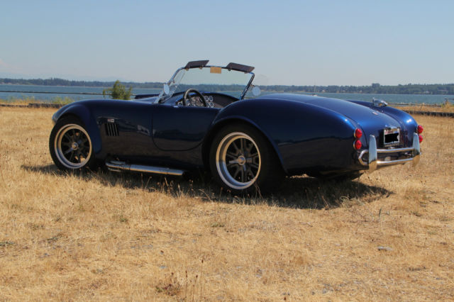 1965 ac cobra replica factory five mk4 for sale photos technical specifications description. Black Bedroom Furniture Sets. Home Design Ideas