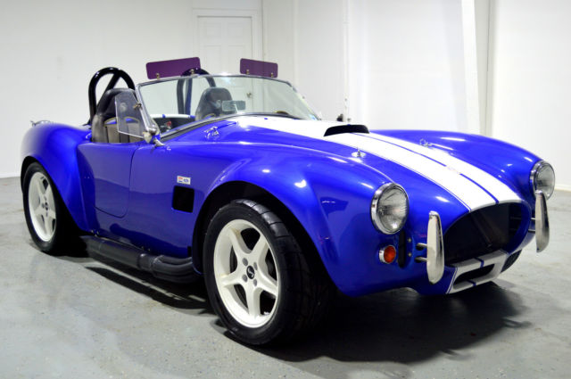 1965 Shelby Replica by Factory 5
