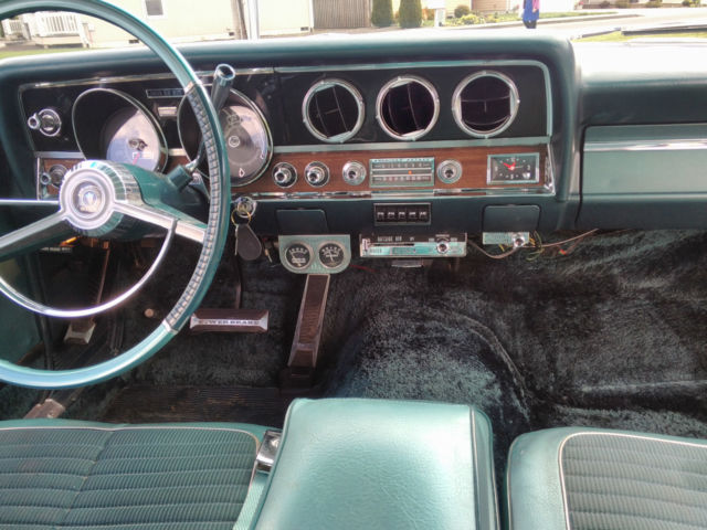 For Sale By Owner Madison Wi >> 1965 AMC Rambler Ambassador 990H for sale: photos, technical specifications, description