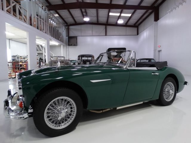 1965 Austin Healey 3000 3000 Mark III BJ8