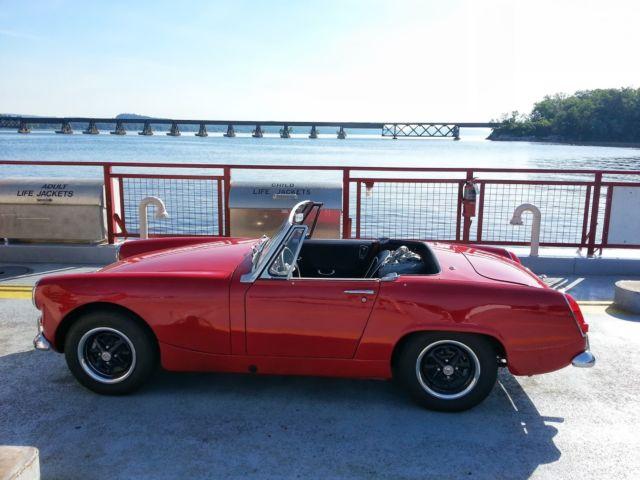 1965 austin healey sprite mk iii aka mg midget convertible no 1965 austin healey sprite mk iii aka mg midget convertible no reserve sciox Gallery