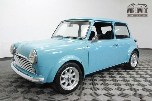 1965 Austin MINI COOPER OVER THE TOP BUILD! $40K+ INVESTED!