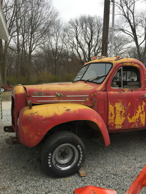 1965 B61 Mack On 78 Gmc Chassis For Sale Photos