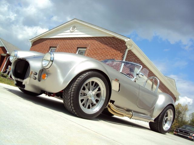 1965 Shelby Backdraft Cobra MK111