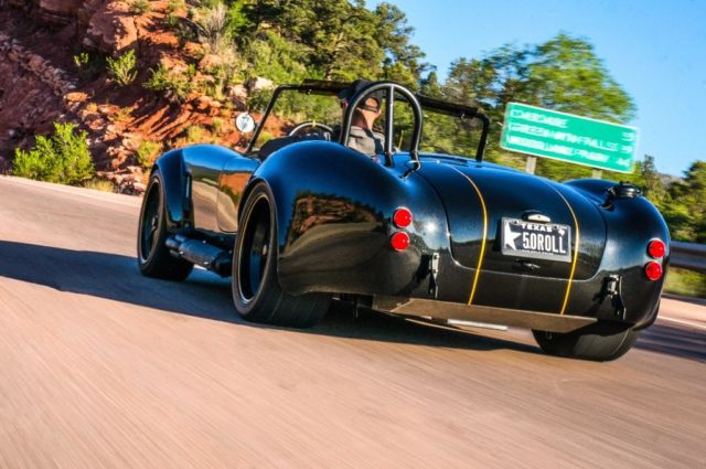 Cars For Sale In Colorado Springs >> 1965 Backdraft Racing Shelby Cobra Replica for sale: photos, technical specifications, description