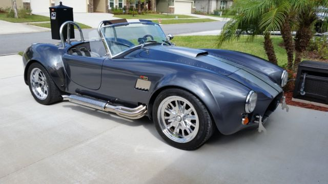 1965 Shelby Backdraft Roadster Cobra