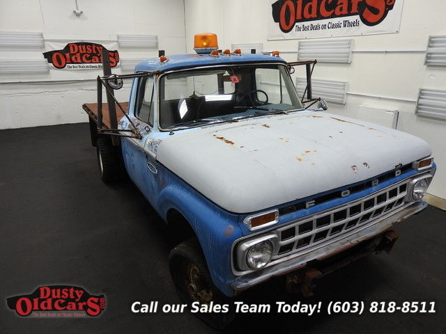 1965 Ford F-100 Needs Work 352V8 Fires Only 4 spd manual