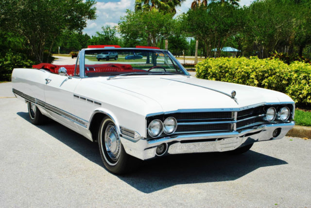 1965 Buick Electra 225 Convertible Absolutely Gorgeous Example
