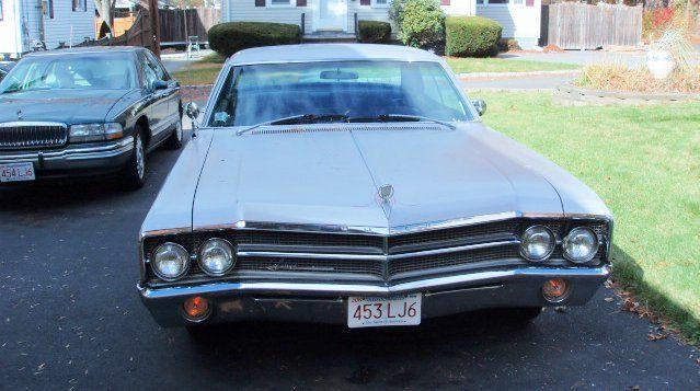 1965 Buick Lesabre - Northern California No Rust