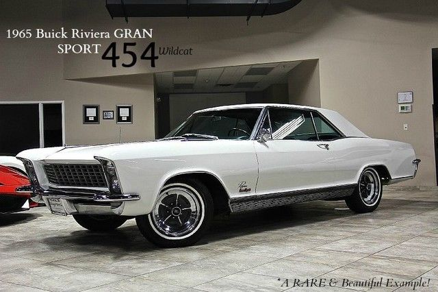 1965 Buick Riviera 2dr Coupe